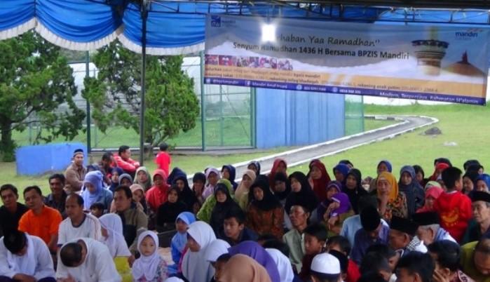 BPZIS Mandiri Senyum Ramadhan CImacan Cianjur