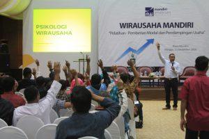 Wirausaha Mandiri, Training Wirausaha Mandiri, Wirausaha Muda Mandiri