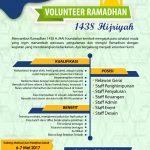 Open Recruitment, volunteer, ramadhan, mai foundation