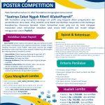 lomba design poster, mai foundation