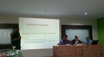Seminar nasional amil zakat