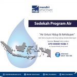 Sedekah Program Air
