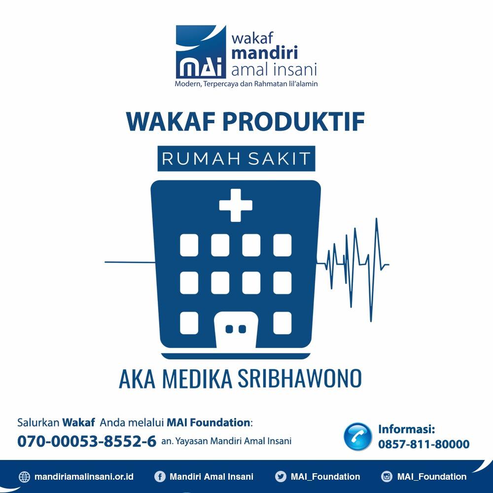 Wakaf RS Aka Medika