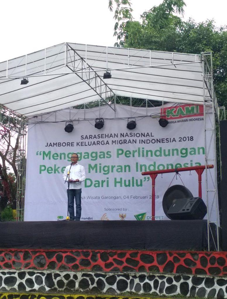 Jambore Keluarga Migran Indonesia