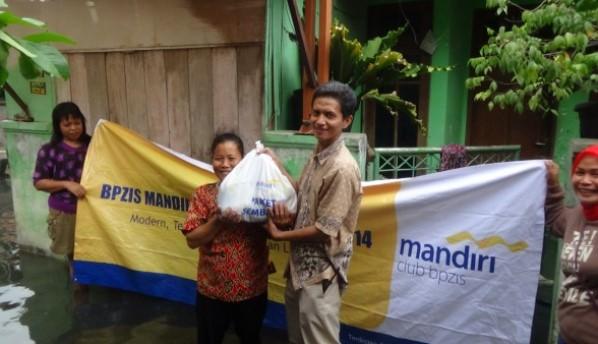 BPZIS Mandiri Peduli Korban Banjir Part 3